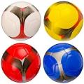 Мяч футбольный 2 сл, р.5, 22см PU, 4 цвета, 510