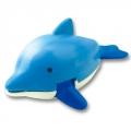 """Игрушка заводная """"Дельфин"""", пластик, 12x7x6см, 7811"""