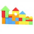 Набор кубиков 29 элементов, ЭВА, 24,5х16х3,7см