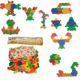 Игра развивающая Мозаика-пазл 3+ 6131 пластик АВС