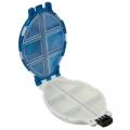 AZOR Коробочка для рыболовных мелочей 12 отделений, AW4001