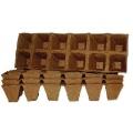 Торфяные горшочки 50*50 (пак.1440шт)цена за 1 горшочек