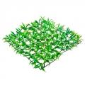Трава декоративная, пластик, 25х25см, арт.01-06