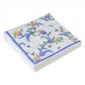Салфетки бумажные 20шт двухслойные 33x33см Весенние Цветы GC Design