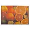 Салфетка бамбук 45x30см Апельсины