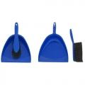 Комплект для уборки Ленивка совок+щетка для пола Мульти-Пласт 2000