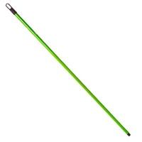 Палка для щётки 120см окрашенная сталь, зелёная