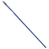 Палка для щётки 120см окрашенная сталь, синяя