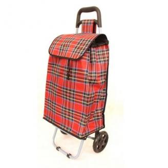 Тележка + сумка, грузоподъемность до 30кг, ZZ 402-7