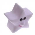 Светильник-ночник Звезда белый, пластик, 1Led(многоцвет) 7,5х4,5х7,5см