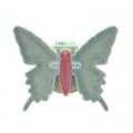 Светильник-ночник в розетку Веселый Мотылек 8х7см переключатель 0,2Вт пластик,металл