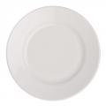Тарелка мелкая 17,5см, фаянс, 057