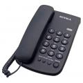 Проводной телефон SUPRA STL-320 black