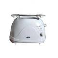 Тостер PET 0702L, лого улыбка белый 700W (POLARIS)