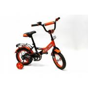 Велосипед MAXXPRO оранжевый/черный Z16206