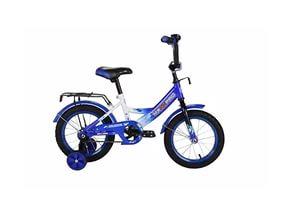 Велосипед MAXXPRO синий/белый Z20203
