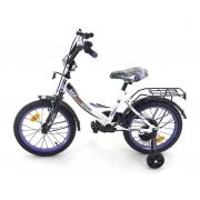 Велосипед MAXXPRO Sport белый/черный/фиолетовый Z16211