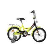 Велосипед MAXXPRO Sport серый/черный/желтый Z16212