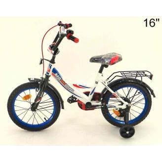 Велосипед MAXXPRO Sport синий/белый/красный Z16209
