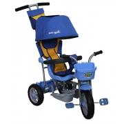 Велосипед 3колеса Лучик-1 синий Л-1