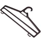 Вешалка с двумя полками, пластик, р.48-50, Р2903