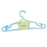 Набор вешалок для одежды 39см пластик 5шт 9006