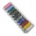 Нитки Runis полиэстер цветные 40 намотка 200м