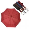 Зонт автомат, металл, полиэстер, d98см, дл.спиц-53см, 31см, 4 цвета, 3673
